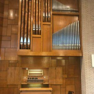 Orgelbau Kirchenorgel